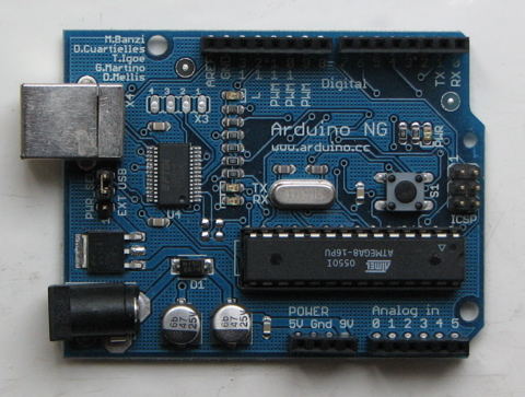 Introducing New Column from Arduinos Massimo